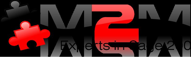 M2M Technology – sage, training and software development Logo